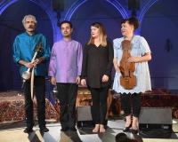 Maria Pomianowska / Aleksandra Kauf / Kayhan Kalhor / Ali Bahrami Fard