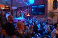 PUSTKI – koncert na dziedzińcu Szarej Kamienicy w Krakowie