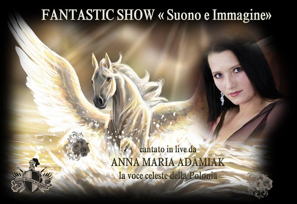 Fantastic Show - la voce celesta della Polonia - Anna Maria Adamiak -Suono eImagine