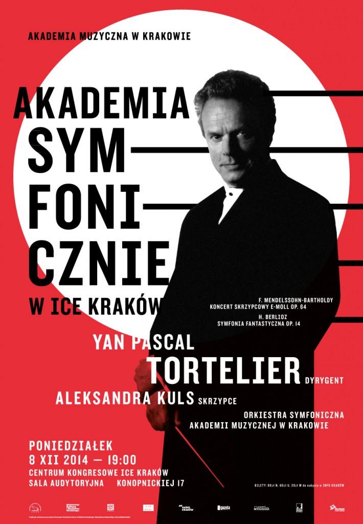 Akademia Symfonicznie w ICE Kraków, Akademia Muzyczna w Krakowie, koncerty Kraków,