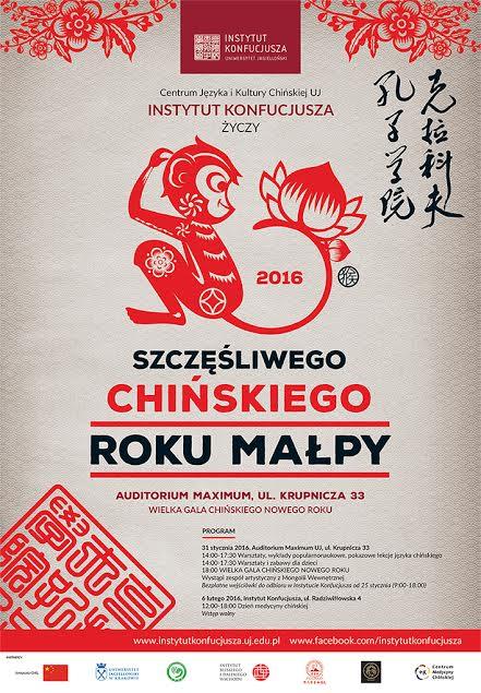 Chiński Nowy Rok w Krakowie