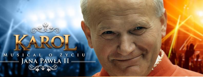 """""""Karol"""" musical o życiu Karola Wojtyły"""