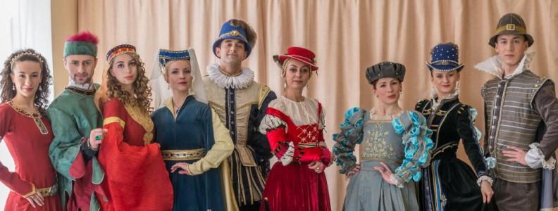 Modna przez Wieki, Cracovia Danza
