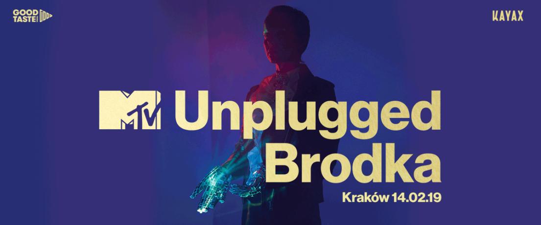 Brodka MTV Unplugged 2018
