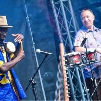 Ablaye Badji & Amadou Fola - foto: Andrzej Wodziński