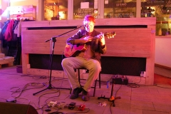 Eduardo Agni – Brazylia, koncert LIPOWA6F / Krako Slow Wines