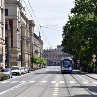 Kraków - maj 2020, foto: Andrzej Wodziński