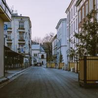 Kraków, kwiecień 2020, foto: Magda Woch