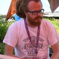 Pannonica Folk Festival 2019 // Maciej Lubaś - warsztaty gry na didgeridu