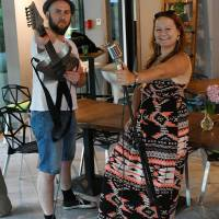 Vino i Kapelusze - Cafe ZOUZA