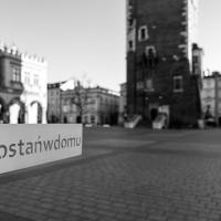 Kraków w czasach zarazy - foto: Magda Woch