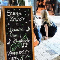 Cafe ZOUZA - Dominika Czok