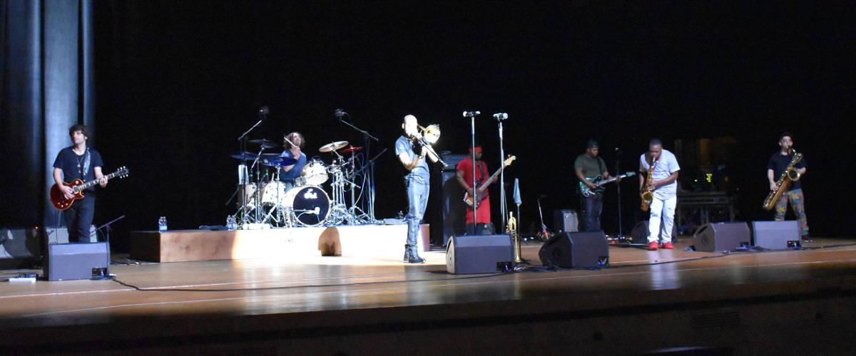 Trombone Shorty & Orleans Avenue // relacja z koncertu w ICE Kraków