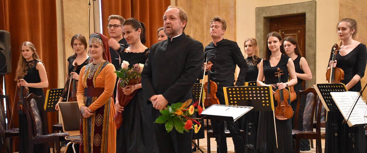 Ormiański koncert z dudukiem w głównej roli – relacja