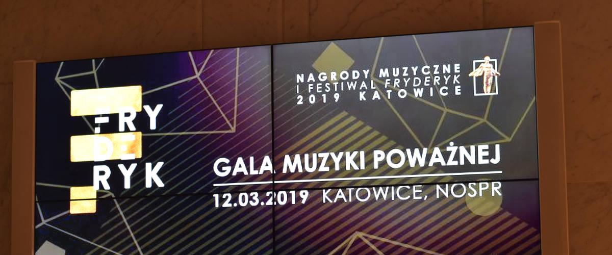 FRYDERYK 2019, Gala Muzyki Poważnej – relacja