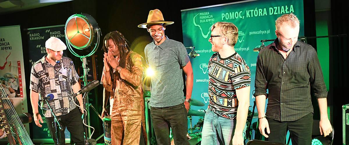 Pomoc brzmi dobrze – Koncert charytatywny dla dzieci Kamerunu – relacja