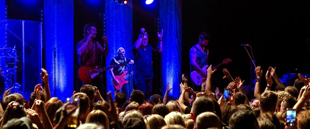 IRA –  niesamowity(!) koncert w Klubie Studio – fotorelacja