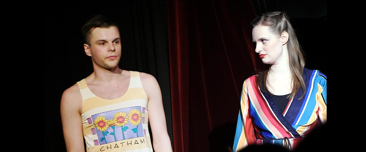#osiecka – spektakl w Teatrze Szczęście, relacja i fotorelacja