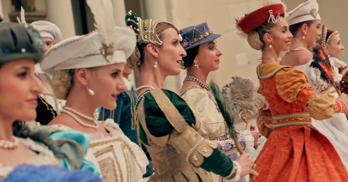 Wawelskie Baletto – kolejny odcinek cyklu Kraków tańcem malowany