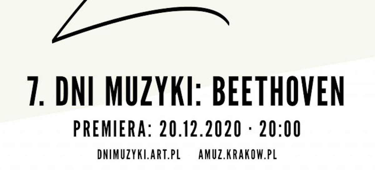 DNI MUZYKI – Ludwig van Beethoven