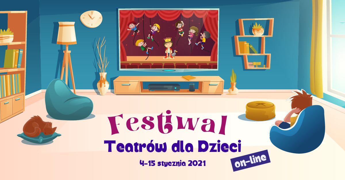 Festiwal Teatrów dla Dzieci 2021 – Nowohuckie Centrum Kultury