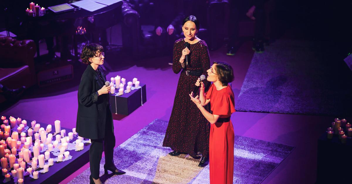Nie taka cicha – duet Asia Nawojska i Ralph Kaminski na święta