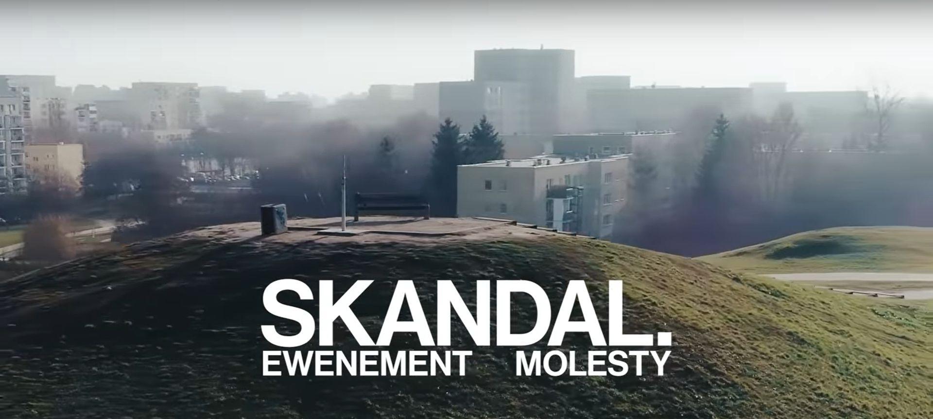Skandal. Ewenement Molesty – wirtualny pokaz specjalny w Kinie pod Baranami