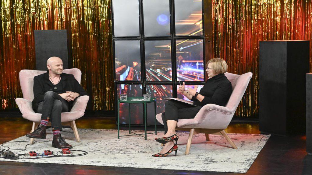 Ghostman – koncert i rozmowa w telewizji Dworek TV