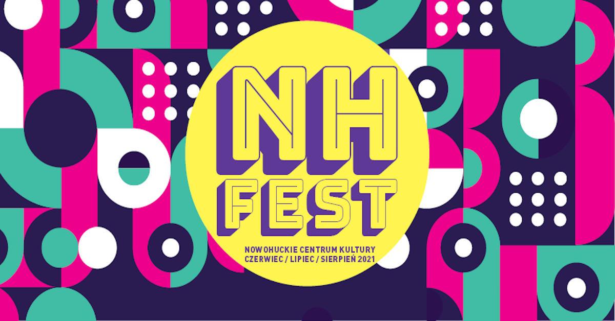 NH FEST 2021 – Scena letnia, sierpień