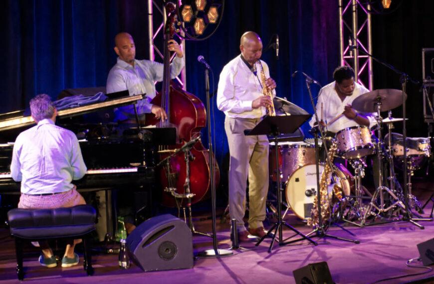Brandford Marsalis Quartet – koncert w Kinie Kijów