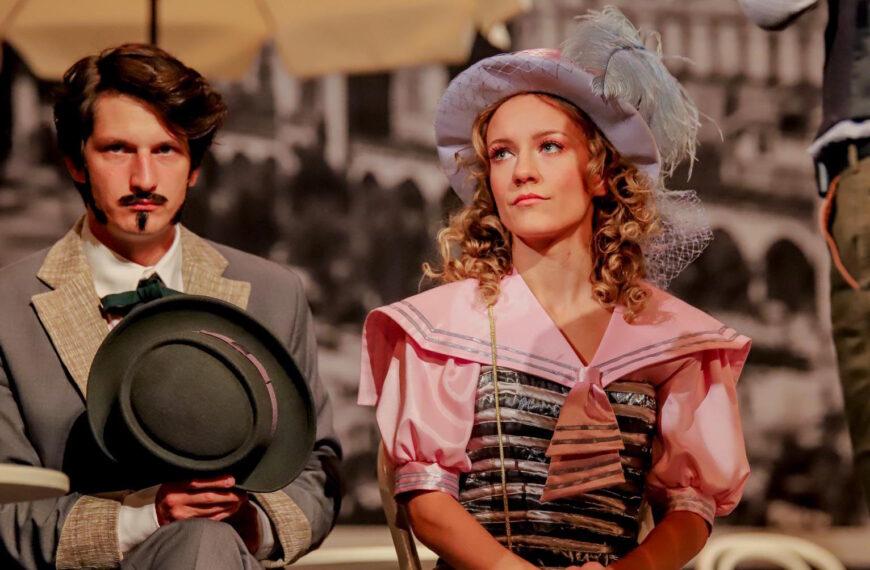 Belle époque z Teatrem Bagatela