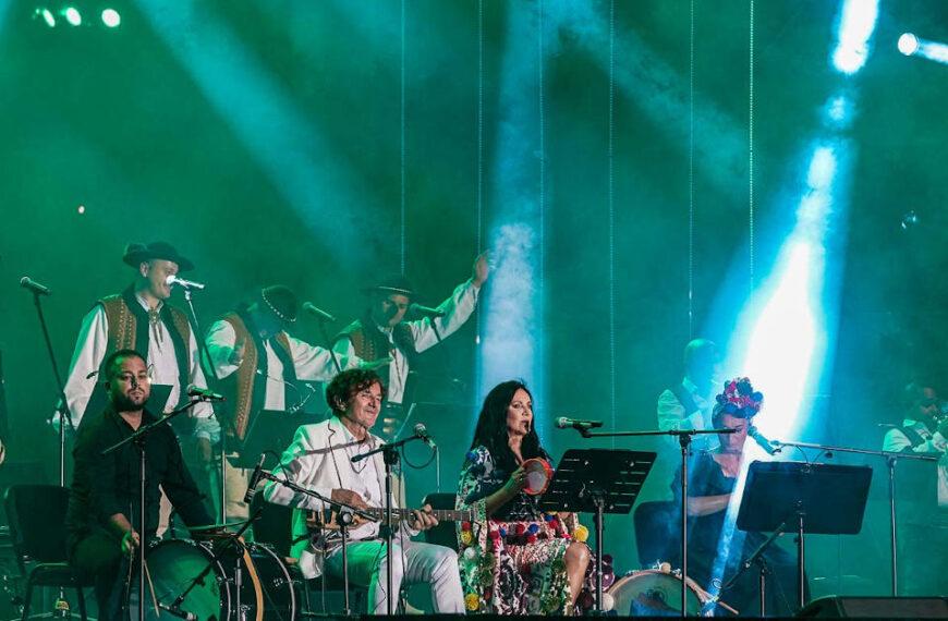 Kayah & Bregović – FEST FESTIVAL w Chorzowie w Parku Śląskim