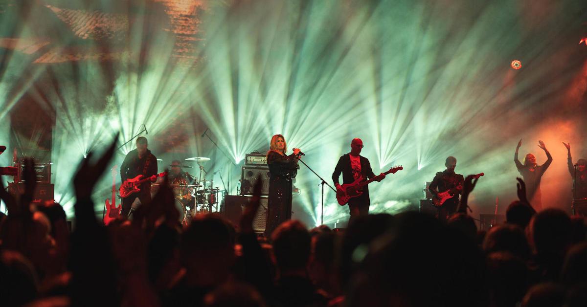Wianki 2021 w Krakowie, koncert Beaty w Parku Jordana
