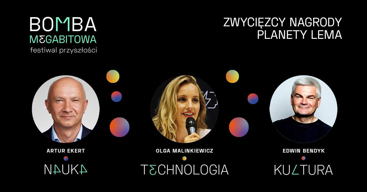 Laureaci Nagród Planety Lema / nauka / technologia / kultura