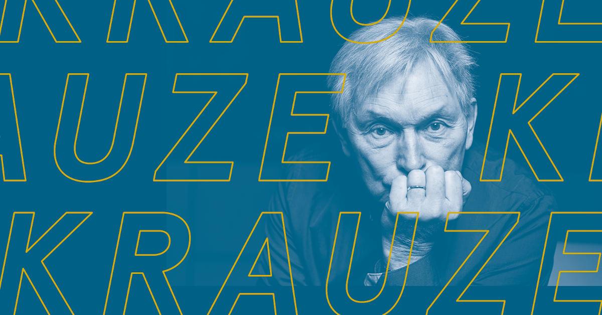 Zygmunt Krauze, 60-lecie pracy twórczej